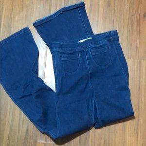Denim - Abercrombie bootcut jeans